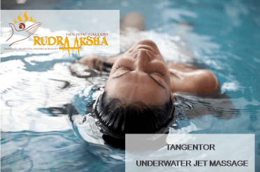 Tangentor – therapeutic underwater jet massage