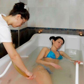 Пакети с отстъпки: Тангентор – терапевтичен подводно-струеви масаж