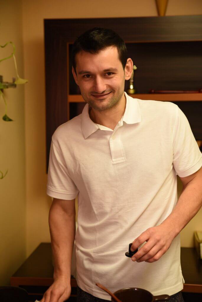 Димитър Попов - Терапевт