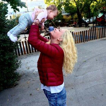За любовта към тялото на една майка